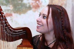 Sarah Ridy - Baroque harp
